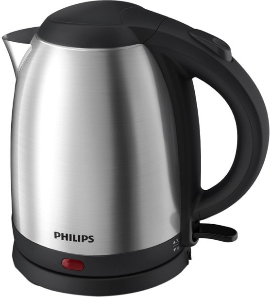 Philips HD9306 1.5 L Electric Kettle (Stainless Steel)