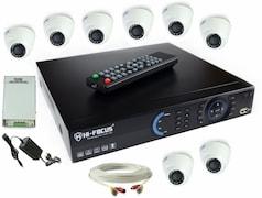 Hi Focus HDCVR0801H18 CCTV Security Camera (8 Channel)