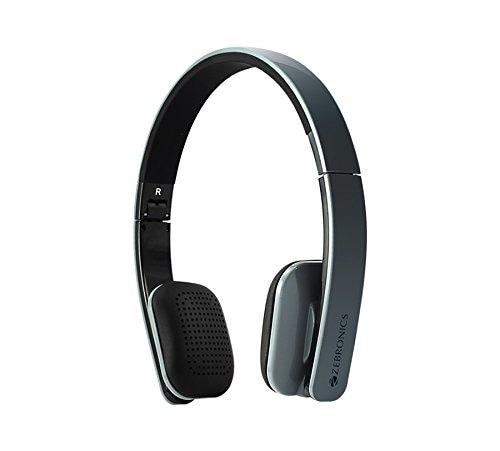 Zebronics Headphone (Grey)