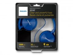 Philips SHL3060BL/27 Wired Headphones