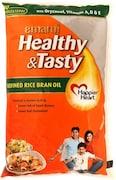 Emami Healthy & Tasty Refined Rice Bran Oil (1LTR)