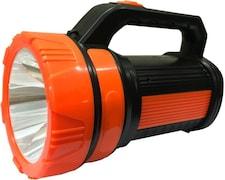 Home Delight Heavy Duty Long Range Emergency Light (Orange)