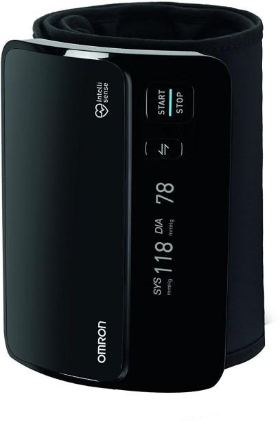 Omron HEM-7600T Bp Monitor (Black)
