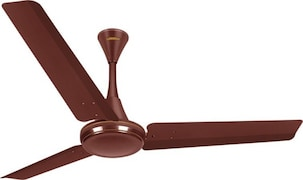 Luminous Hi-Air Ceiling Fan (Brown)