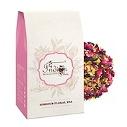 The Indian Chai Hibiscus Floral Tea (100GM)
