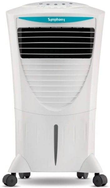 Symphony HiCool Air Cooler (White, 31 L)