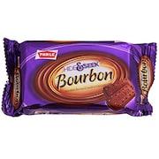 Parle Hide & Seek Black Bourbon Biscuits (Chocolate, 75GM)