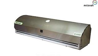 Mitzvah High Velocity RSS3180AP Room Air Purifier (White)