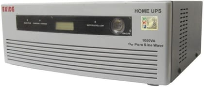 Exide Home UPS Pure Sine Wave Inverter (Grey)