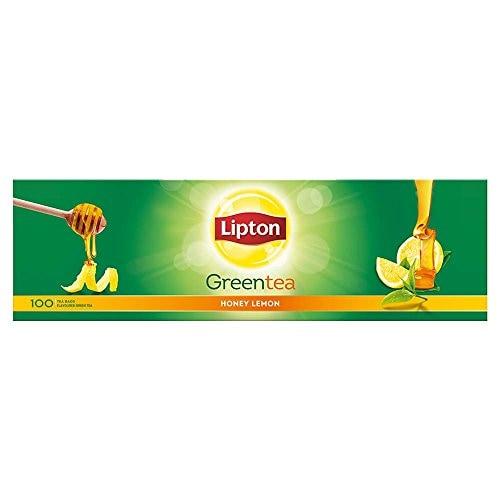 Lipton Honey Lemon Green Tea (25 Pieces)