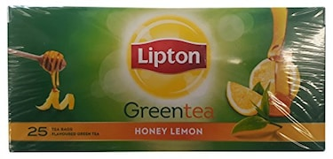 Lipton Honey Lemon Green Tea (35GM)