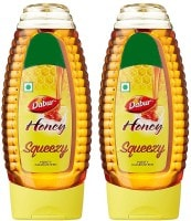 Dabur Honey Squezee (400GM, Pack of 2)