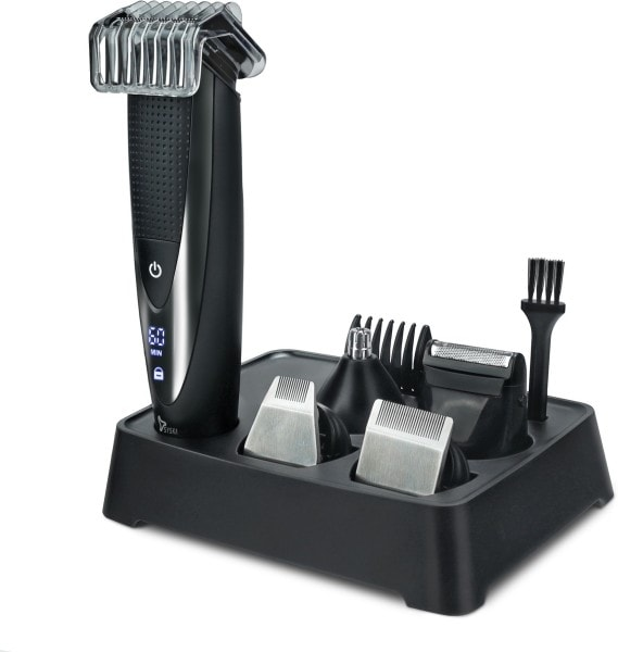 Syska HT4500K Body Grooming Trimmer (Black)