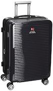 Swiss Military HTL16 Luggage (21 Inch, Black)