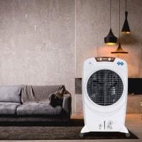 Maharaja Whiteline 65 L Desert Air Cooler (Hybridcool Pro 65 / CO-154)