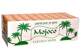 Mojoco Immunity Booster Coconut Water (200ML, Pack of 27)