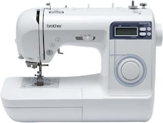 Brother INNOV-IS 30 Computerised Sewing Machine (White)