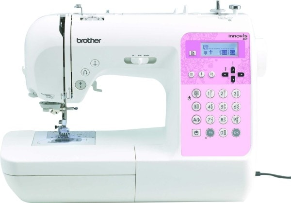 Brother INNOV-IS 55P Computerised Sewing Machine (White)