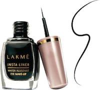 Lakme Insta Eye Liner (Black, 9ML)