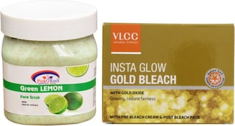 VLCC Insta Glow Gold Bleach (402GM)