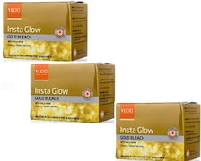 VLCC Insta Glow Gold Bleach (30GM)