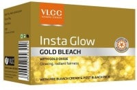 VLCC Insta Glow Gold Bleach (Pack of 2)