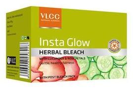 VLCC Insta Glow Herbal Bleach (30GM, Pack of 3)