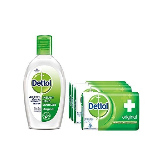 Dettol Instant Hand Sanitizer (50ML)