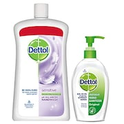 Dettol Instant Hand Sanitizer (900ML)