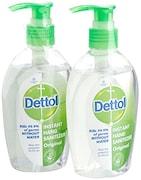 Dettol Instant Hand Sanitizer (Pack of 2)