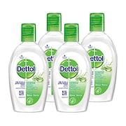 Dettol Instant Hand Sanitizer (50ML, Pack of 4)