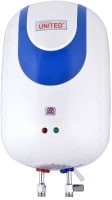 United 3L Instant Water Geyser (ABS, White)
