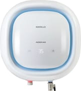 Havells 25L Instant Water Geyser (Adonia Digital, White)