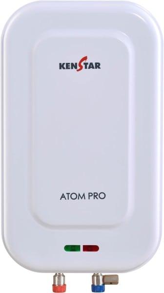 Kenstar 3L Instant Water Geyser (Atom Pro, White)