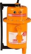 Mr.Shot 1L Instant Water Geyser (Classic, Orange)