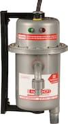 Mr.Shot 1L Instant Water Geyser (Classic, Metallic Grey)