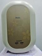 Haier 3L Instant Water Geyser (ES3V-C1, White & Gold)