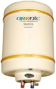 Aronic 6L Instant Water Geyser (Maxus, Ivory)