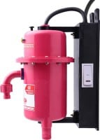 Mr.Shot 1L Instant Water Geyser (Prime, Red)