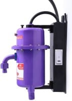 Mr.Shot 1L Instant Water Geyser (Prime, Violet)