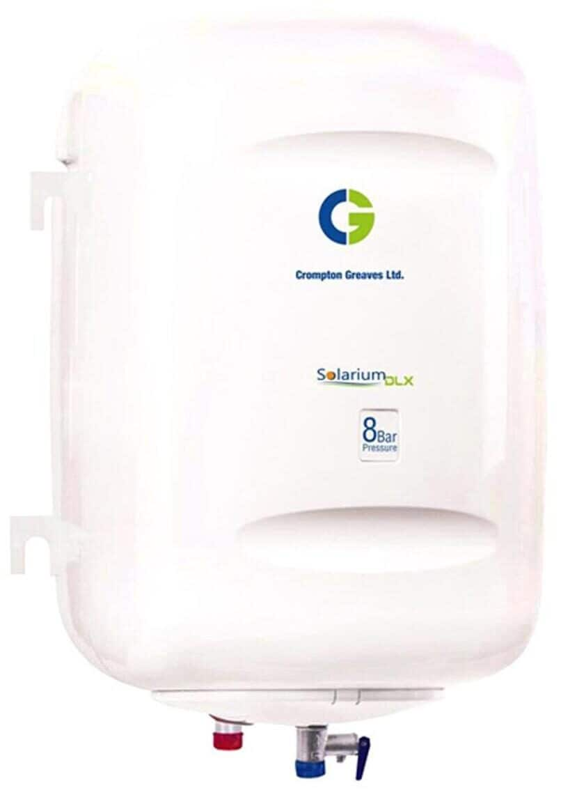 Crompton Greaves 6L Instant Water Geyser (Solarium SWH806, White)