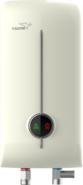 V-Guard 3L Instant Water Geyser (Victo, Ivory)