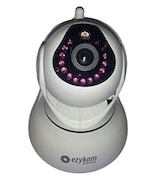 CP Plus IP CCTV Security Camera (White)