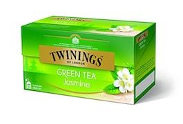 Twinings Jasmine Green Tea (14GM, 25 Pieces)