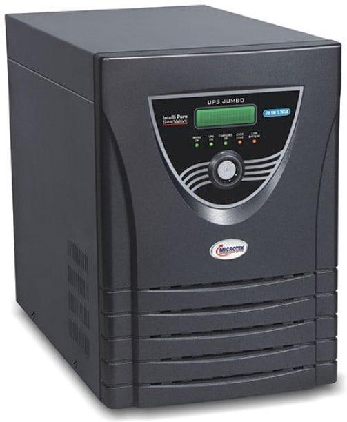 Microtek JMSW Pure Sine Wave Inverter (Black)