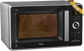 Whirlpool JQ 2801 29 L Convection Microwave Oven (Metallic Silver)