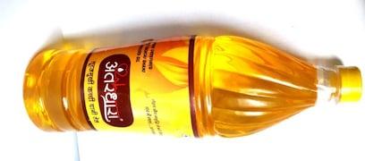 Antardhara kachichi ghani Sunflower Oil (1LTR)