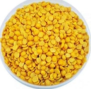 MirchiMints Kandipappu Parippu Toor Dal (Yellow, 2KG)
