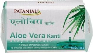 Patanjali Kanti Aloe Vera Body Cleanser Soap (150GM)
