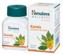Himalaya Karela Tablets (60 PCS, Pack of 3)